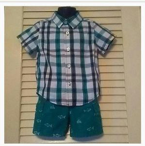 Other - SIZE 2T BUNDLE SHIRT, TOPS & BOTTOMS